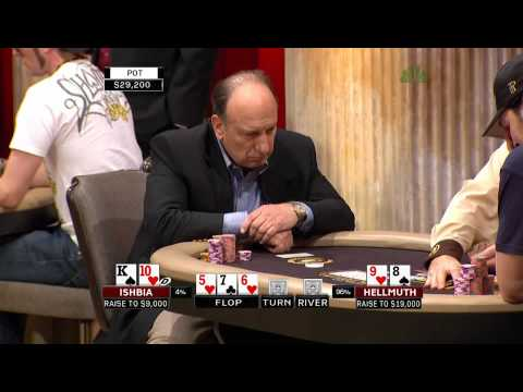 National Heads Up Poker Championship 2009 Episode 5 1/4 Video