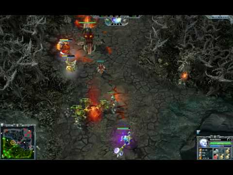 Heroes of Newerth: QuC  vs PS 1/5
