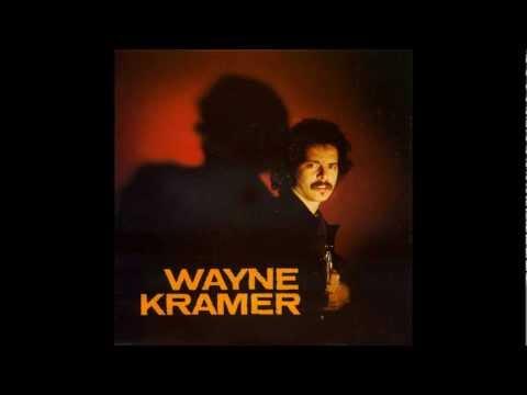 WAYNE KRAMER - The Harder They Come - Single 1979
