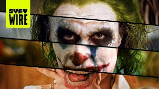 Does Joaquin Phoenix's Joker Have The Best Look? | SYFY WIRE