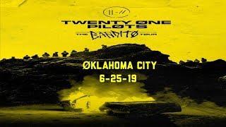 Twenty One Pilots- The Bandito Tour [Full Concert] (6-25-19 Oklahoma City)