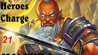 Heroes Charge Outland Portal - Lord of Сaves 5 (властелин пещер жук 5)