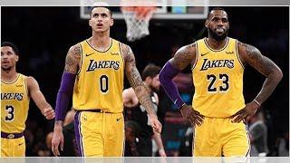 Lakers starting lineup vs. Pelicans after Kyle Kuzma news