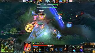 Triple Headshot ! Are You Kidding Me ? AA - LGD vs SECRET Nanyang Championships Dota 2
