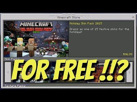 Minecraft pe 1.0 Leaked Hacked Free Realms , music ,Texture pack , skin | free realms minecraft pe