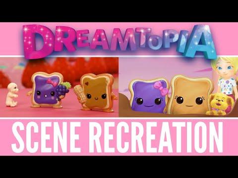 Barbie™ Dreamtopia Sweet Pair Party Scene Recreation | Barbie