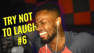 Try Not To Laugh Challenge #6 | I CAN'T DO IT