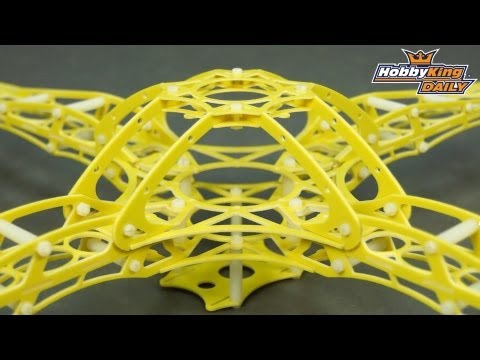 HobbyKing Daily - Fiber Glass Quad
