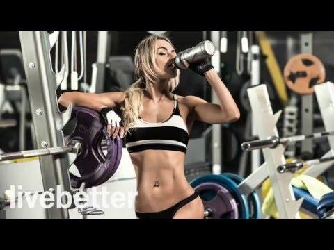 Música electrónica emocionante motivante para hacer ejercicio, deporte, entrenar en el gym 2016