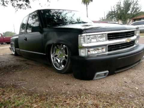 1992 Chevy Silverado 1992 Chevy Bagged 6 15 s walled 3000rms - YouTube