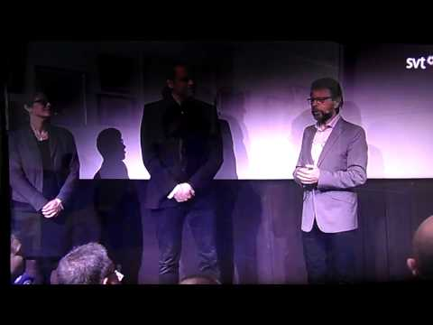 &quot; ABBA The Museum &quot; Press Conference 06 May 2013 Stockholm