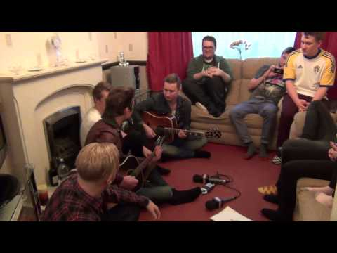 Kerrang! Radio: Royal Republic Live In David's Living Room