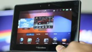Review: Blackberry Playbook