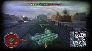 GreyLew playing World of Tanks on Xbox One