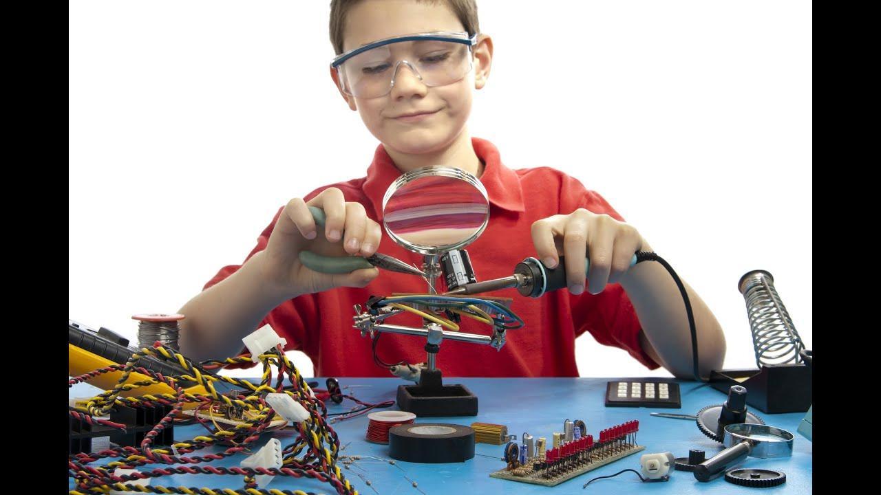 Изобретение для школьников своими руками