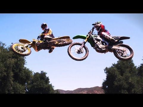 On Pace w/ Pastrana - FMX, Guns, & Frog Hopping - S02E04