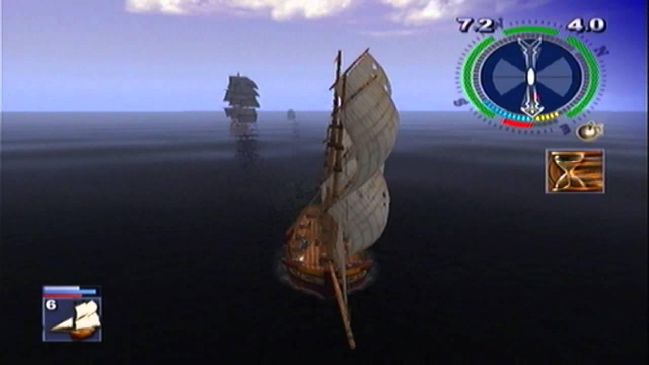 Original Xbox Game Ship : Pirates of the caribbean xbox a review by retro