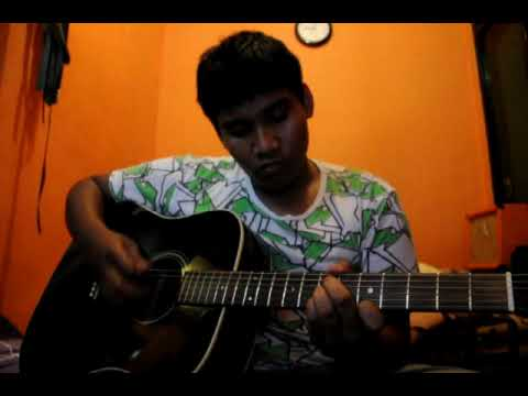 nidji-ku takkan bisa (cover gitar)