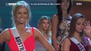 Camille Cerf (Miss France 2015) in Miss Universe