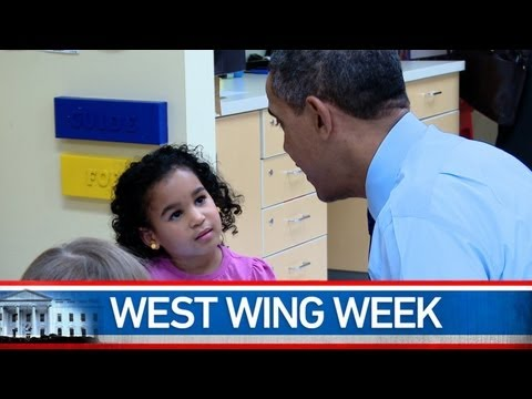 West Wing Week: 02/15/13 or