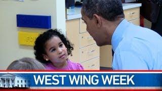 West Wing Week: 02/15/13 or