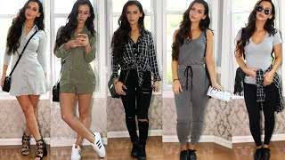 BACK TO SCHOOL / FALL Lookbook | Carli Bybel