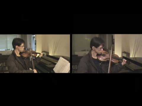 The Prayer (violin Duet With Piano) video