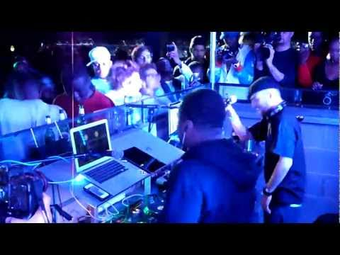 *EXCLUSIVE* Just Blaze & Alchemist Soundclash 2011