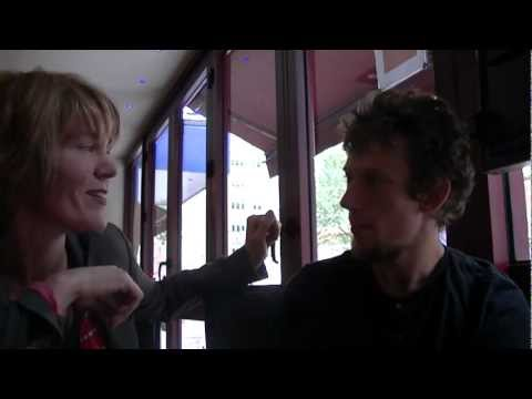 Stacy Herbert interview Bitcoin conference 2012