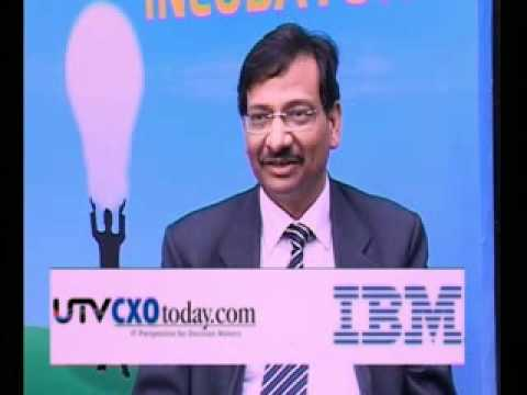 Arun Jain, Chairman & CEO, Polaris Software Lab