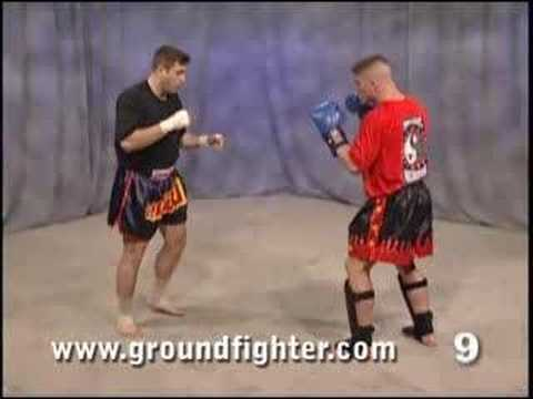 Duke Roufus, Muay Thai, Full Contact Kickboxing MMA Defense Image 1