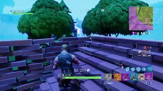 Fortnite lucky trick shots win