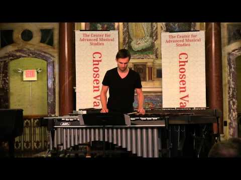 Chosen Vale International Percussion Seminar - Loops II by