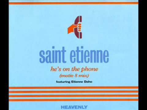 Saint Etienne - He's On The Phone (Motiv8 remix)