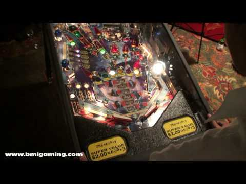 Avatar Pinball Machine Video - Avatar Games - BMIGaming.com - Stern Pinball