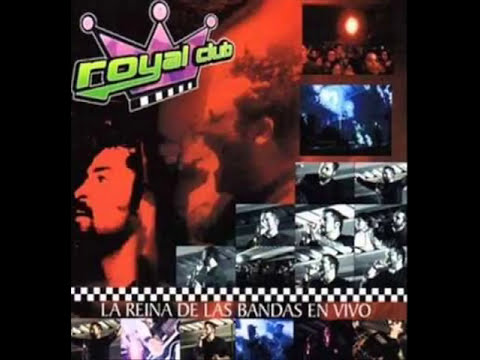 La Reyna de las Bandas en Vivo (Disco Completo) - Royal Club, Excelente Audio