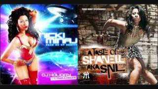 Watch Shanell Handstand video