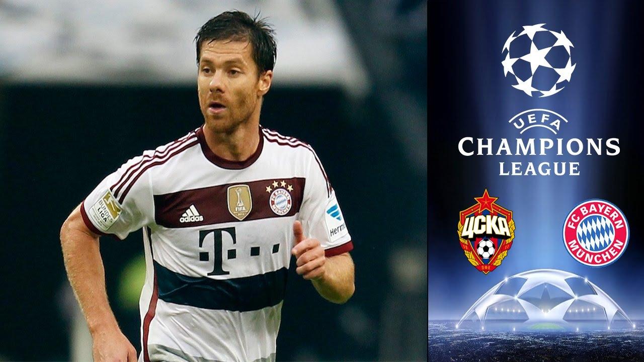 Mario Fernandes Pes ~ ZSKA Moskau vs FC Bayern München 30 09 2014 UEFA Champions League PES Prognose YouTube