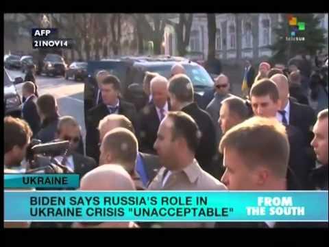 Biden warns Moscow of