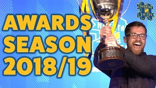 HASHTAG UNITED AWARDS SEASON 2018/19
