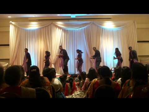 Sadi Gali Do Dhaari Talwar Dance
