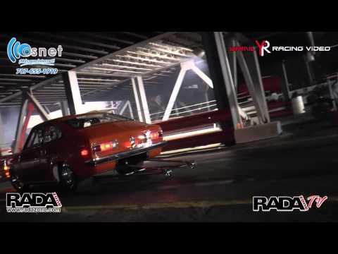 RADAZONE COM El Tonti 10.39 @ 129.14mph Salinas Speedway 2014
