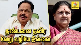 Exclusive Interview : Durai Murugan on Jayalaitha's Case Supreme Court Verdict