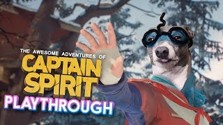 Captain Spirit Playthrough!