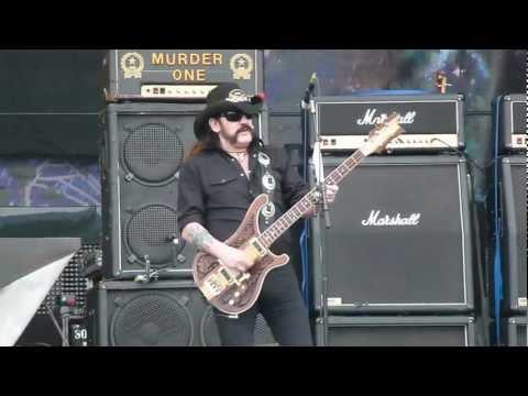 Motörhead - Sonisphere Switzerland - 30.05.12 - One night stand