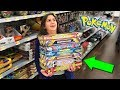 MASSIVE POKEMON CARDS HAUL FROM WALMART! - Opening Pokemon Boxes From The Store!