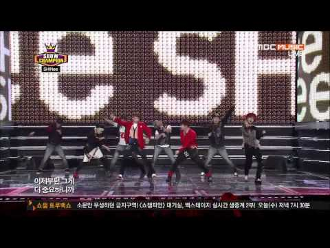 [1080P] 130508 Show Champion SHINee-Why So Serious+Ranking