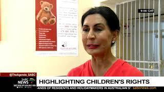 Highlighting children's rights