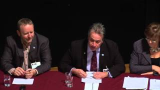 David Smith, Commercial Director for DWP: Conference interview
