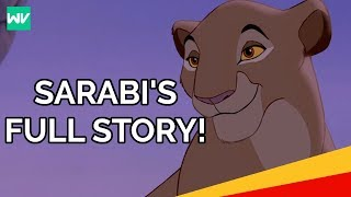 Sarabi's Full Story   Where Was Simba's Mother In The Lion King II?: Discovering Disney